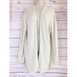 GAP Open Front Cardigan Sweater Women's XL
